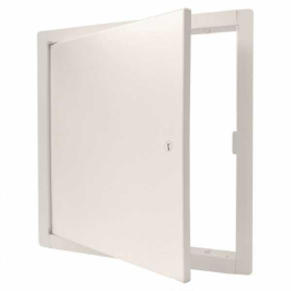 """8"""" x 8"""" Universal Flush Access Door, Steel"""