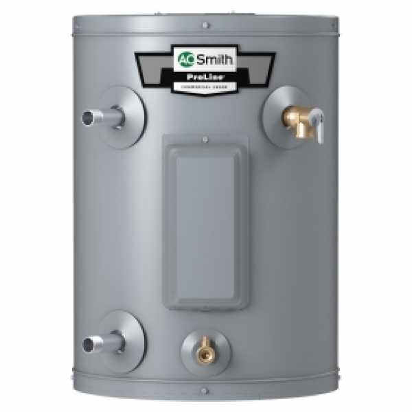 6 Gal, ProLine Compact/Utility Electric Water Heater, 120V