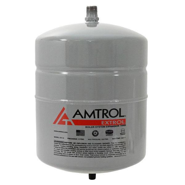 101-1 Extrol 15 Amtrol (EX-15) Expansion Tank  2.0 G