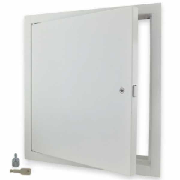 """12"""" x 12"""" Fire Rated Access Door, Steel"""