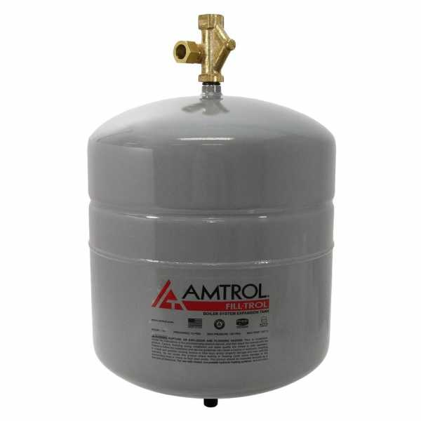 110-1 Fill-Trol 110 Expansion Tank With Fill Valve Amtrol (110) Expansion Tank  4.4 G