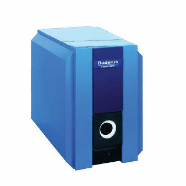 G215/5 Logano Thermostream Oil-Fired Boiler, 180,000 BTU