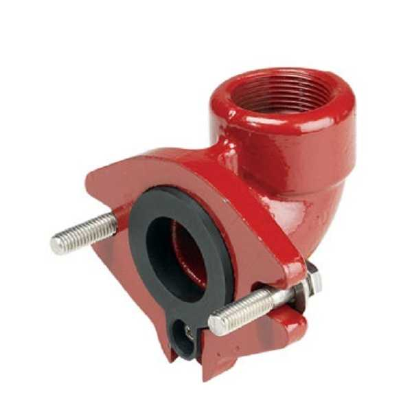 Liberty Pumps G90 90 Degree Flanged Elbow for no Rail Installations