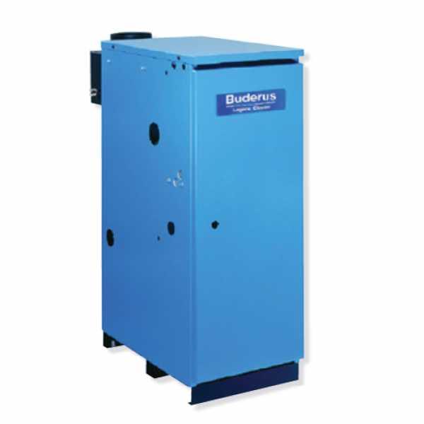 GC144/5 Cast Iron Gas Boiler, 97,000 BTU