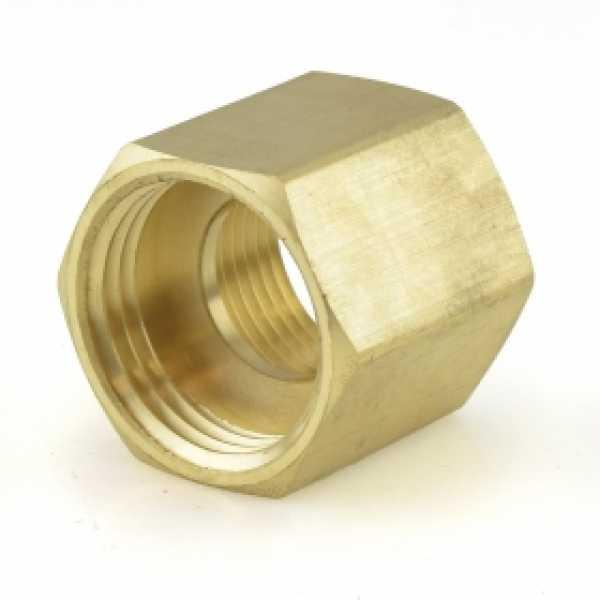 """3/4"""" FGH x 3/4"""" FIP Brass Adapter"""