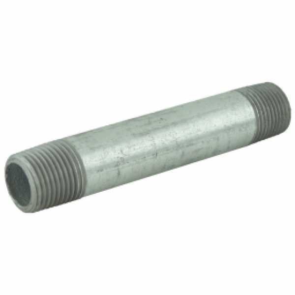"1/2"" x 4-1/2"" Galvanized Pipe Nipple"