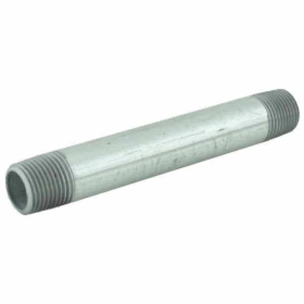 "1/2"" x 5-1/2"" Galvanized Pipe Nipple"