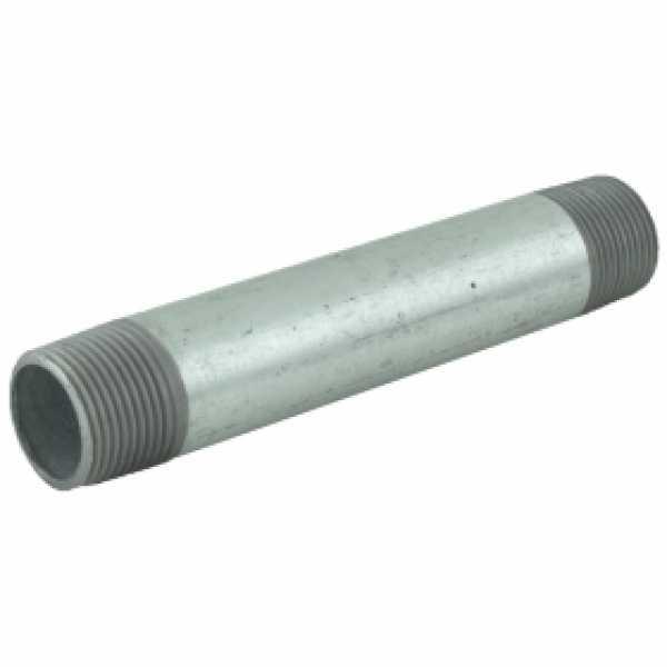 "3/4"" x 5-1/2"" Galvanized Steel Pipe Nipple"