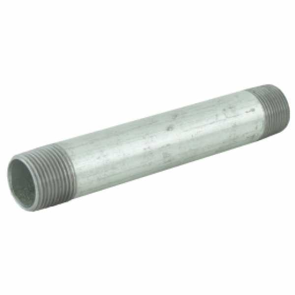 "3/4"" x 6"" Galvanized Pipe Nipple"