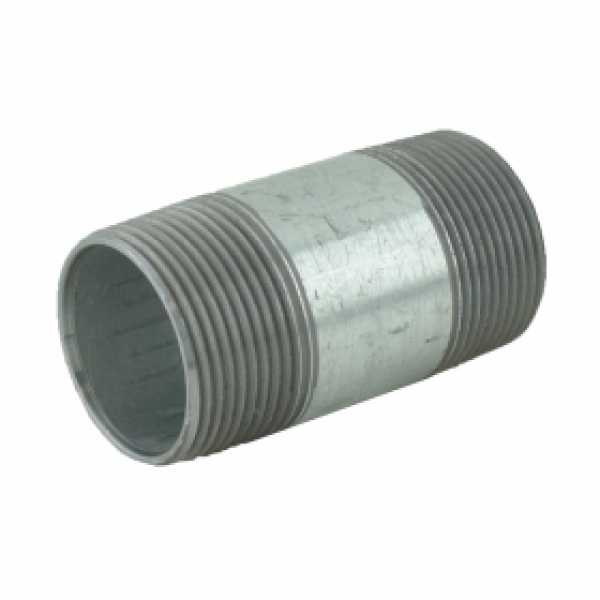 "1-1/4"" x 3"" Galvanized Pipe Nipple"