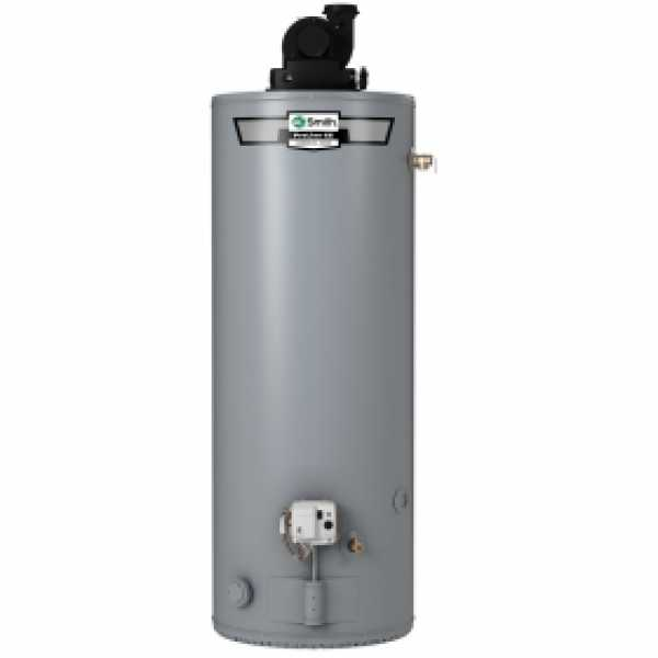50 Gal, ProLine XE Power Vent Water Heater (NG), 6-Yr Wrty
