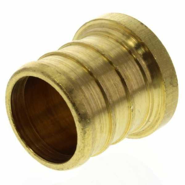 1' PEX Brass Plug (Lead Free)