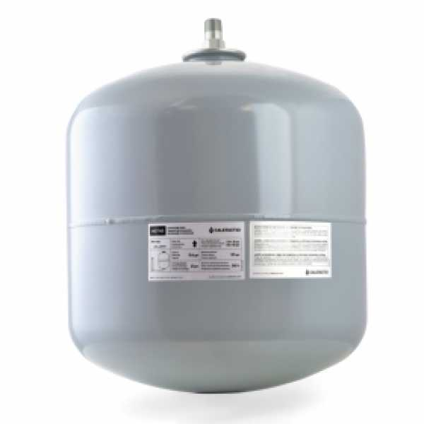 Calefactio HGT-60 Expansion Tank (8.0 Gal Volume)