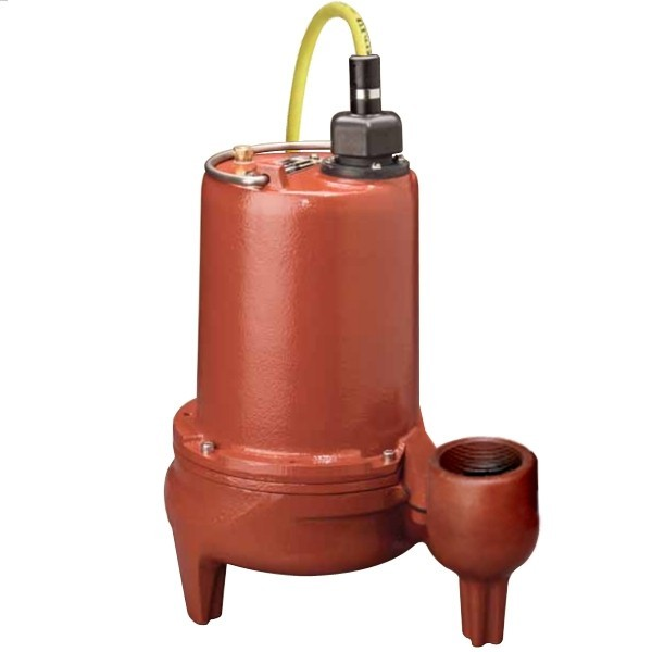 Manual High Temperature Sump Pump (200F), 10' cord, 4/10HP, 115V