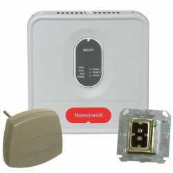 Honeywell Zone Valve Control