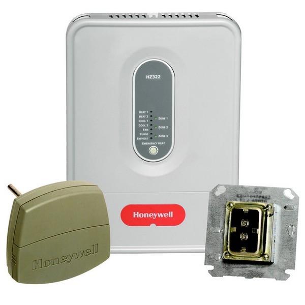 Honeywell HZ322K 24V Zone Valve Control (3 Zone)