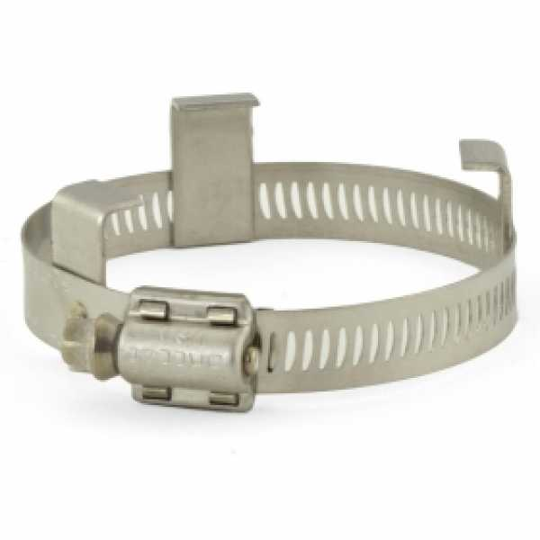 "Flue Clamp for 2"" Innoflue ISAGL Appliance Adapters"