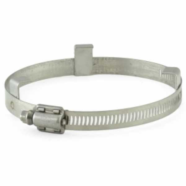 """Flue Clamp for 3"""" Innoflue ISAGL Appliance Adapters"""