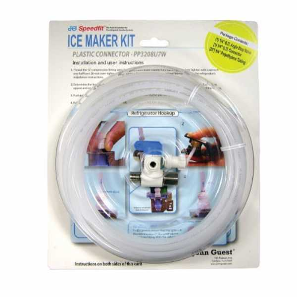 John Guest ICEMAKERKIT Quick Connect Ice Maker Kit