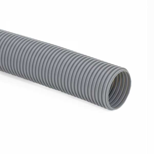 "2"" Innoflue Flex Corrugated Vent Pipe - sold by 1ft"