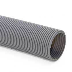"4"" Innoflue Flex Corrugated Vent Pipe - sold by 2ft"
