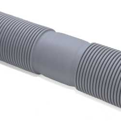 """4"""" Innoflue Flex Corrugated Vent Pipe - sold by 2ft"""