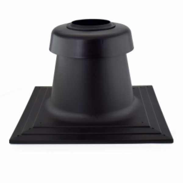 "Chimney Cover for 4"" Innoflue SW & Flex"