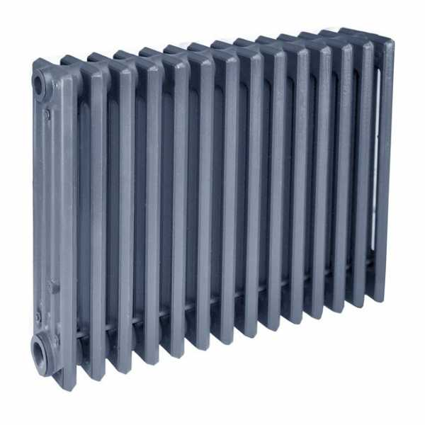 "OCS CWH-419 Cast Iron Radiator, 4 Col x 19"" Inch, Wall-Hung"