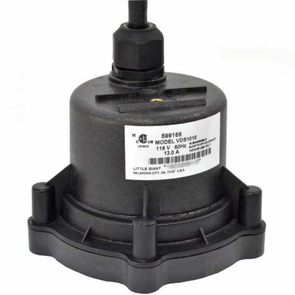 """Diaphragm Switch 599168, 10"""" Cord, 110v ~ 120v"""