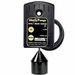 Indoor High Liquid Level Alarm w/ 20' Cord, 86 db horn