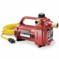 """Liberty Pumps 331 1/2 HP Portable Utility Pump, 115V, 20"""" cord"""