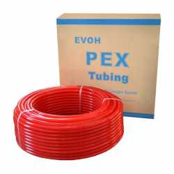 "Everhot BPR5840 5/8"" x 400 ft Oxygen Barrier PEX Pipe"