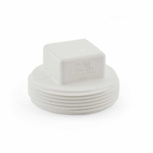 """2"""" PVC DWV Cleanout Plug"""