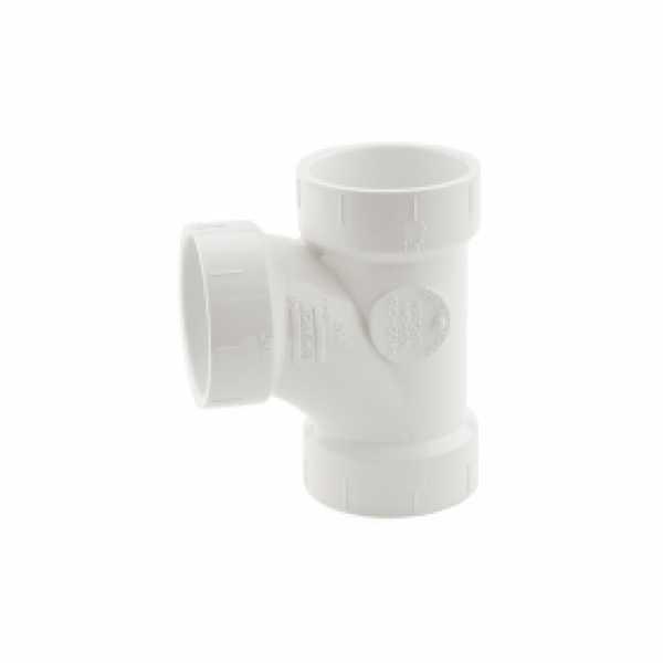 "1-1/2"" PVC DWV Sanitary Tee"
