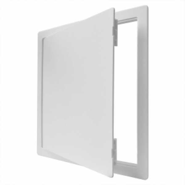 "12"" x 12"" Universal Flush Access Door, Plastic"