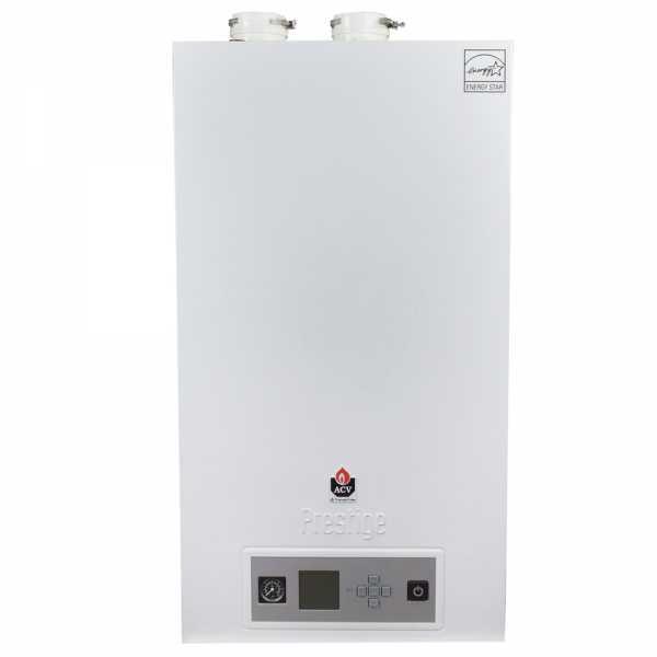 Prestige Solo 110 Condensing Gas Boiler, 89,000 BTU