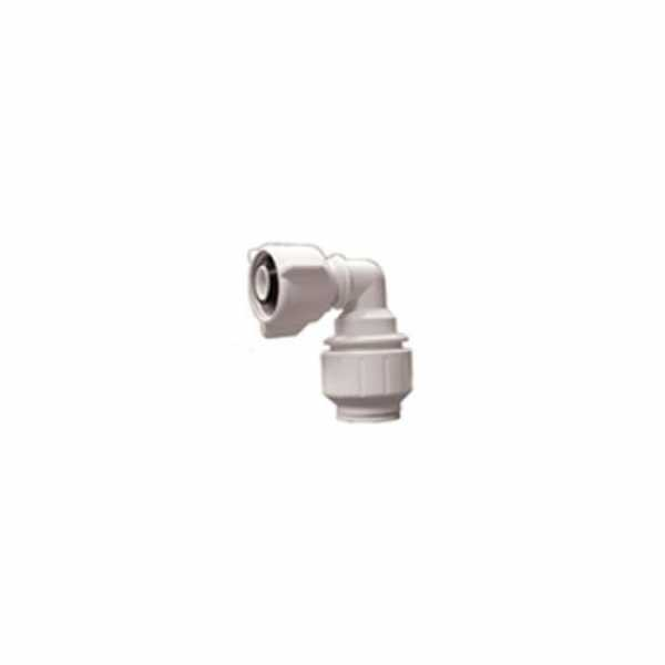 "John Guest PEI0328E PEX Union Elbow, 3/4"" CTS, Black"