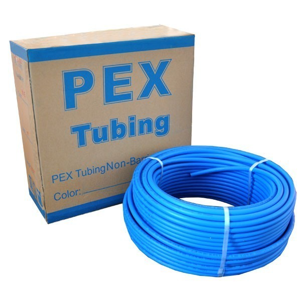 "Everhot NPB3430 3/4"" x 300 ft PEX Plumbing Pipe, Non-Barrier (Blue)"