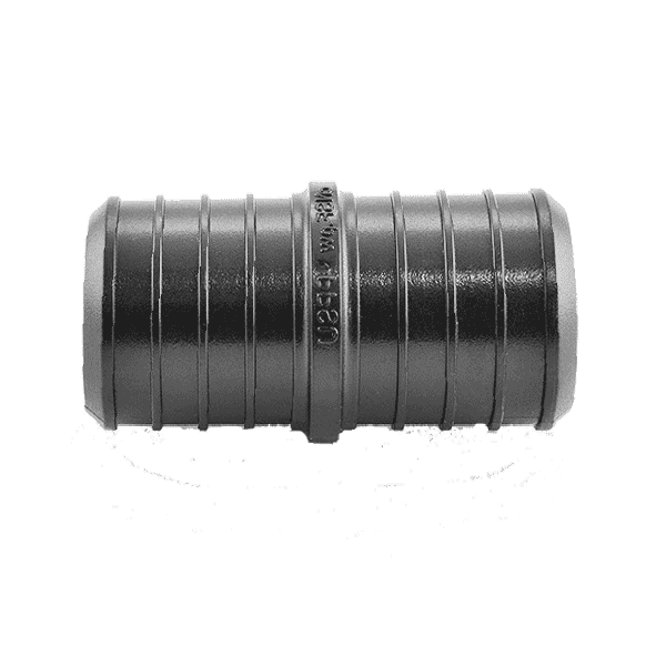 "Everhot PSF4903 1"" x 1"" PEX Coupling, Plastic Fitting, No Lead Content"