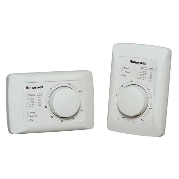 Honeywell H8908ASPST Manual Humidistat, 33 F to +104 F