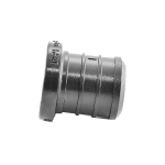 "Everhot PSF5002 3/4"" PEX Plug, Plastic Fitting, No Lead Content"