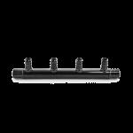 "Everhot PSF6104 4-Port Plastic PEX Manifold, 3/4"" x 1/2"" PEX, Open Trunk, Plastic Manifold, No Lead Content"
