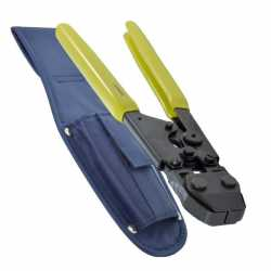 Everhot PXT3014 PEX Clamp (Cinch) Tool w/ Holster, Heavy-Duty