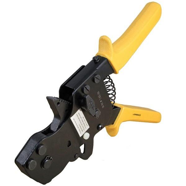 Everhot PXT3011 One-Hand PEX Clamp (Cinch) Tool w/ Holster, Heavy-Duty