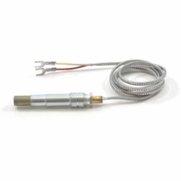 """35"""" Thermopile for Standing Pilot Applications, 750 mV"""