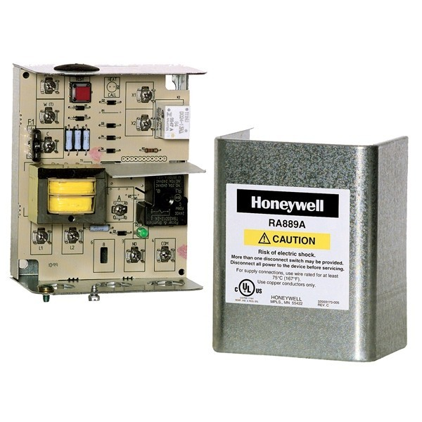 RA889A1001 Honeywell Switching Relay, SPDT/SPST , RA889A