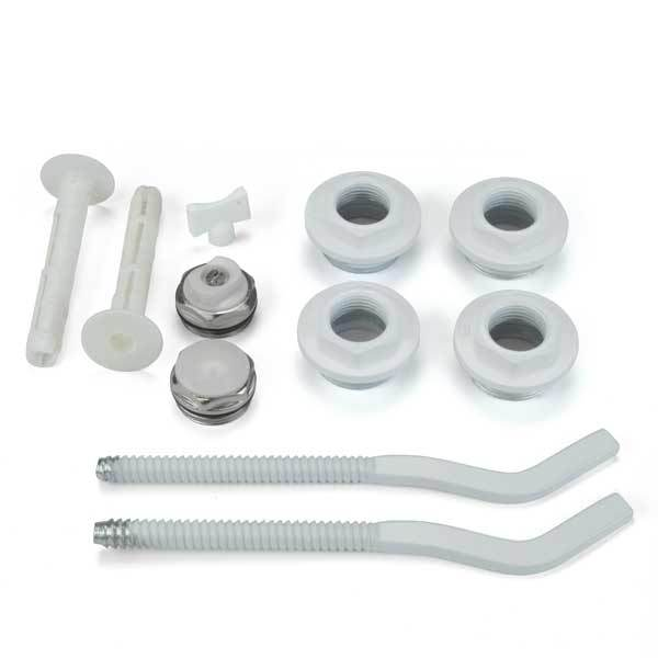 "Everfamily BRA34 3/4"" Aluminum Radiator Installation Kit"