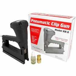 Peter Mangone RB-6 Pneumatic Clip Gun