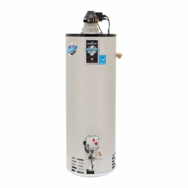 55 Gal, TTW Defender High-Recovery Power Vent Water Heater (NG), 6-Yr Wrty