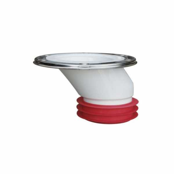 """Sioux Chief 889-GPOM 4"""" Full Flush, 889-Series Gasketed Offset Closet Flange"""